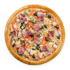 Пицца Мясное ассорти 30см