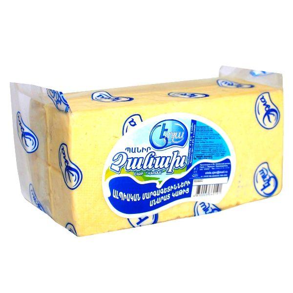 Сыр Чанах Элола в вакууме 1кг