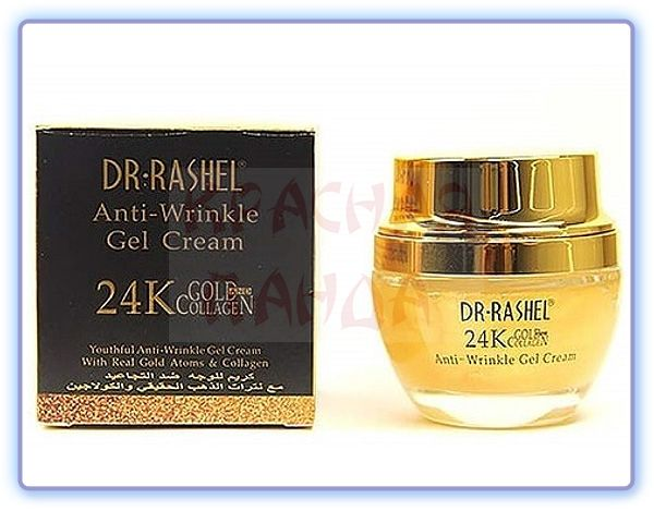 Dr Rashel 24K Gold Collagen Anti-Wrinkle Gel Cream