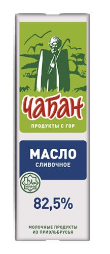 """Масло """"Чабан"""" 82,5%  , 450гр"""
