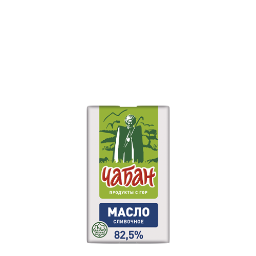 """Масло """"Чабан"""" 82,5% , 180гр"""