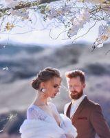 где пошить и купить свадебный палантин фото