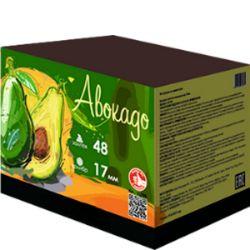 Авокадо 48 залпов