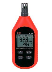 RGK TH-20 Термогигрометр