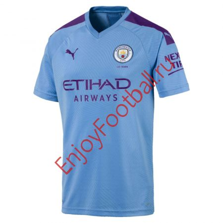 ФУТБОЛКА ИГРОВАЯ PUMA MCFC HOME SHIRT REPLICA SS (AW19) 75558601