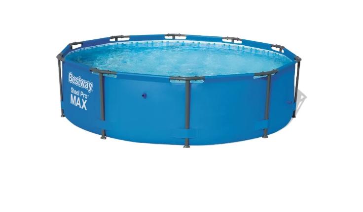 Бассейн Bestway Steel Pro MAX (56406)