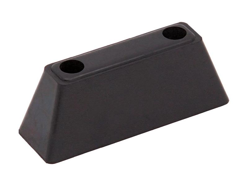 Резиновый отбойник 113х34х40 мм (Арт.: 1984)