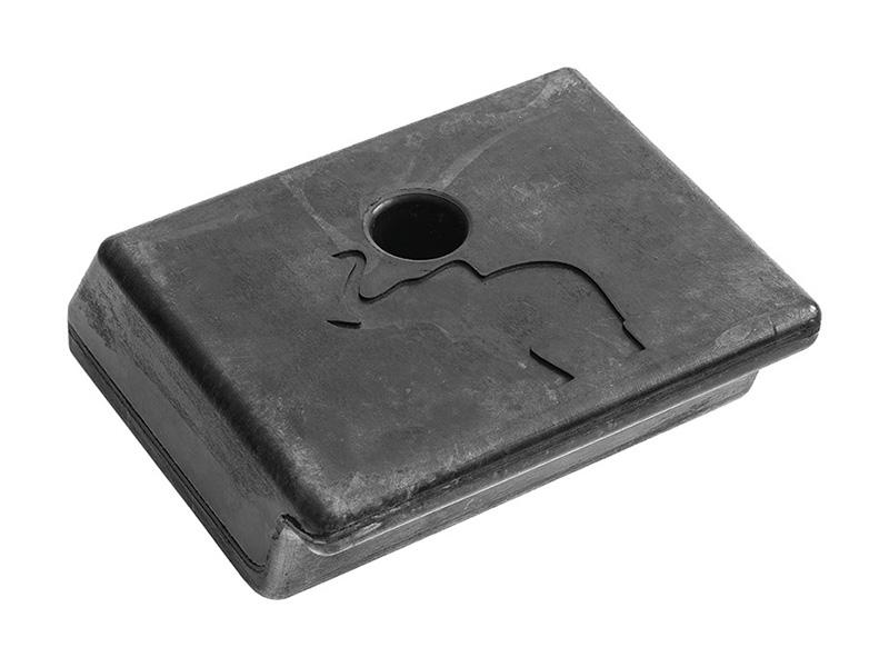 Резиновый отбойник 123x116x49 мм СЛОН (Арт.: 1973)