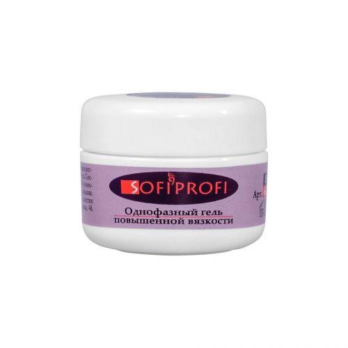 Однофазный гель прозрачный повышенной вязкости,  SOFIPROFI  15 г