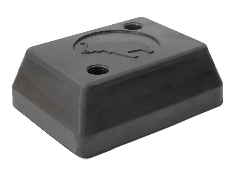 Резиновый отбойник 165х125х60 мм СЛОН (Арт.: 2000)