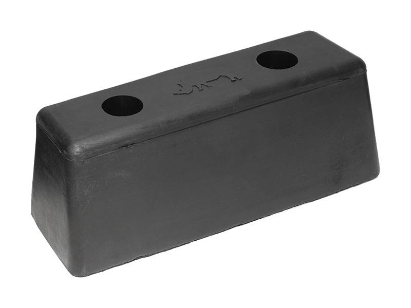 Резиновый отбойник 250х85х90 мм (Арт.: 1988)