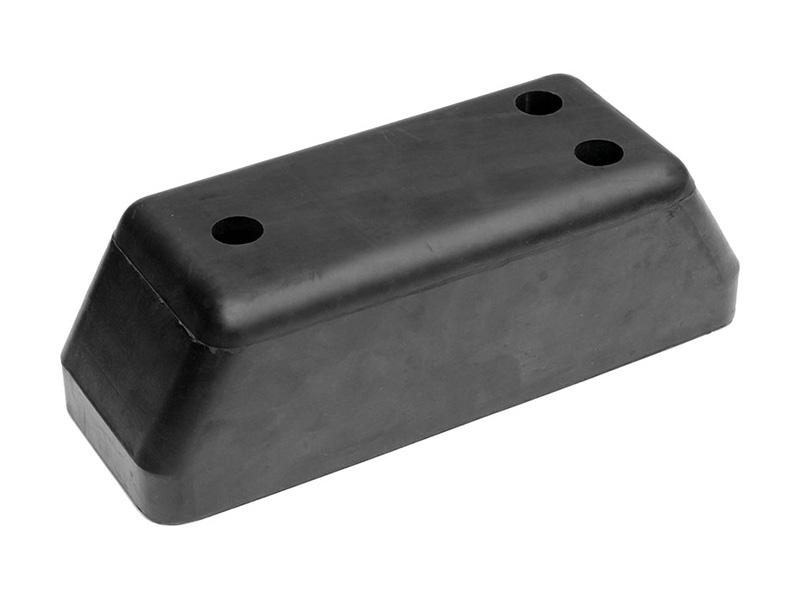 Резиновый отбойник 275х100х90 мм (Арт.: 1993)
