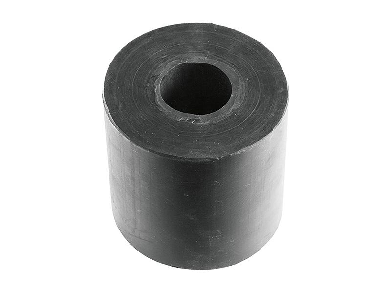 Резиновый отбойник 80х30х78 мм (ролик) (Арт.: 1969)