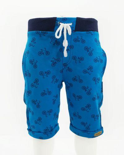 """Шорты для мальчика 2-5 лет BONITO """"bicycle"""" синие"""