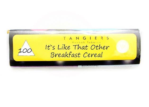 Табак Tangiers Noir - It's Like That Other Breakfast Cereal (Это Как Те Другие Хлопья На Завтрак, 250 грамм)