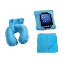 Подушка для планшета GO GO PILLOW, голубой