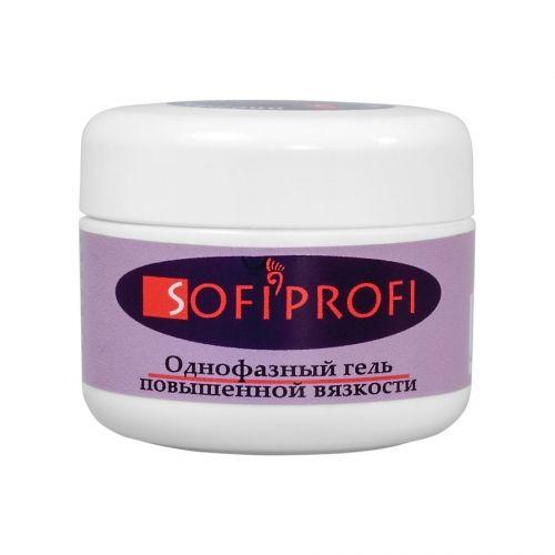 Однофазный гель прозрачный повышенной вязкости,  SOFIPROFI  50 г