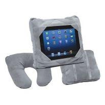 Подушка для планшета GO GO PILLOW, серый