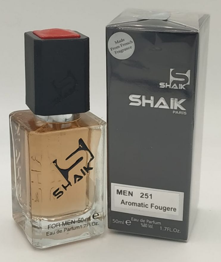SHAIK M 251 (Aromatic Fougere)