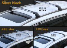 Багажник на штатные рейлинги, 3 цвета