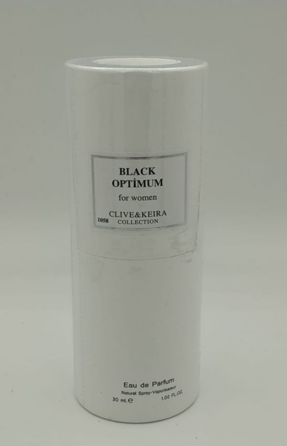Clive & Keira Black Optimum For Women 30 ml (1058)
