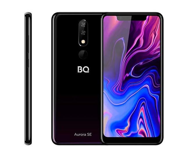 Смартфон BQ 5732L Aurora SE Purple