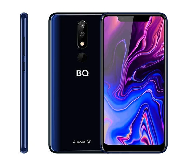Смартфон BQ 5732L Aurora SE Dark Blue