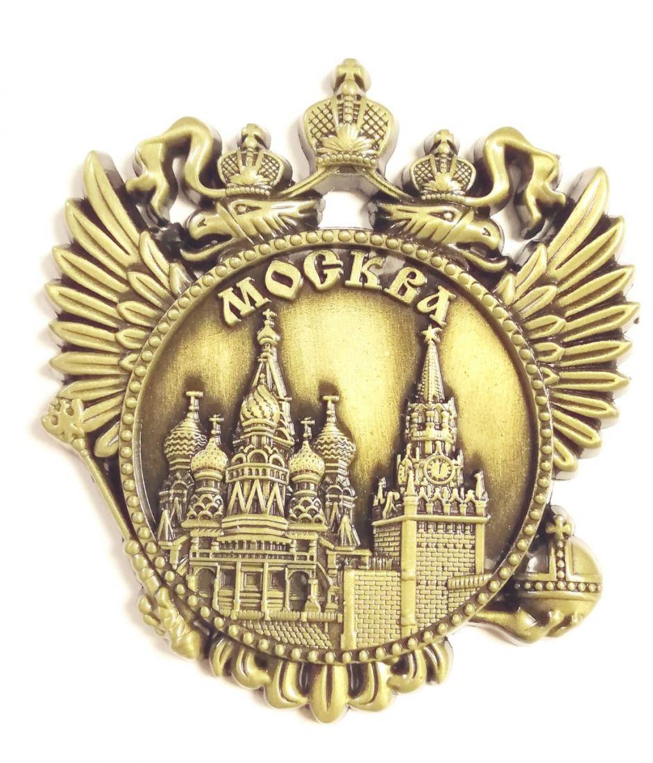 Магнит Кремль Москва