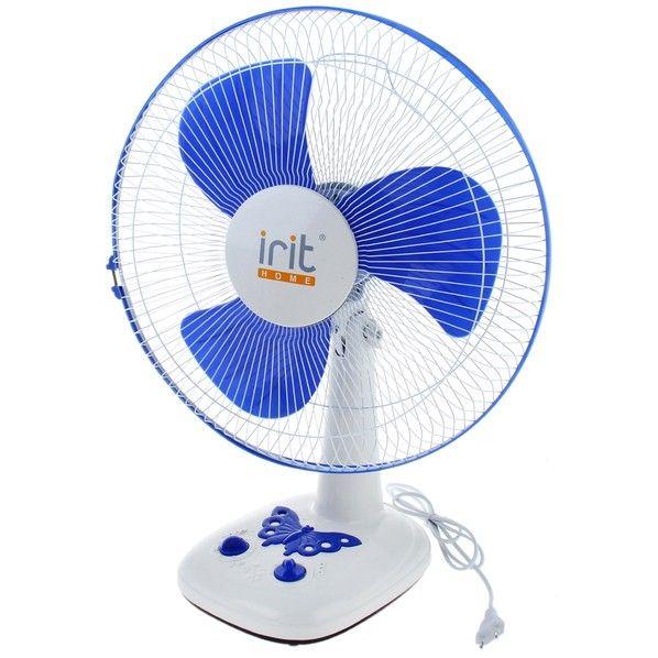 Настольный вентилятор IRIT IRV-026