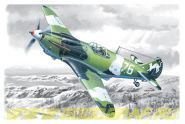 ЛаГГ-3 1 серии, совесткий истребитель ІІ Мировой войны