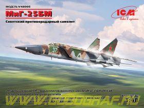 МиГ-25 БМ, Советский противорадарный самолет