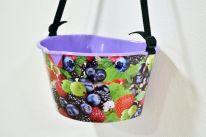 Лукошко для сбора ягод, 3 л, фиолетовый