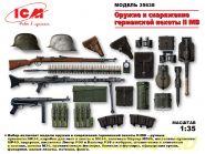 Оружие и снаряжение Германской пехоты ІІ МВ