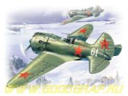 Самолет И-16 тип 24,  Советский истребитель