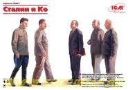 Фигурки Сталин и Ко