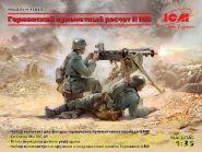 Фигуры, Германский пулеметный расчет ІІ МВ