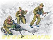 Фигуры, Советский спецназ,  война в Афганистане 1979-1988