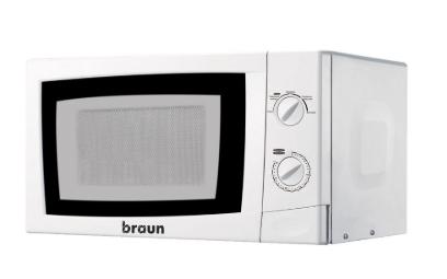 Микроволновая печь BRAUN MWB-20M11W Белая