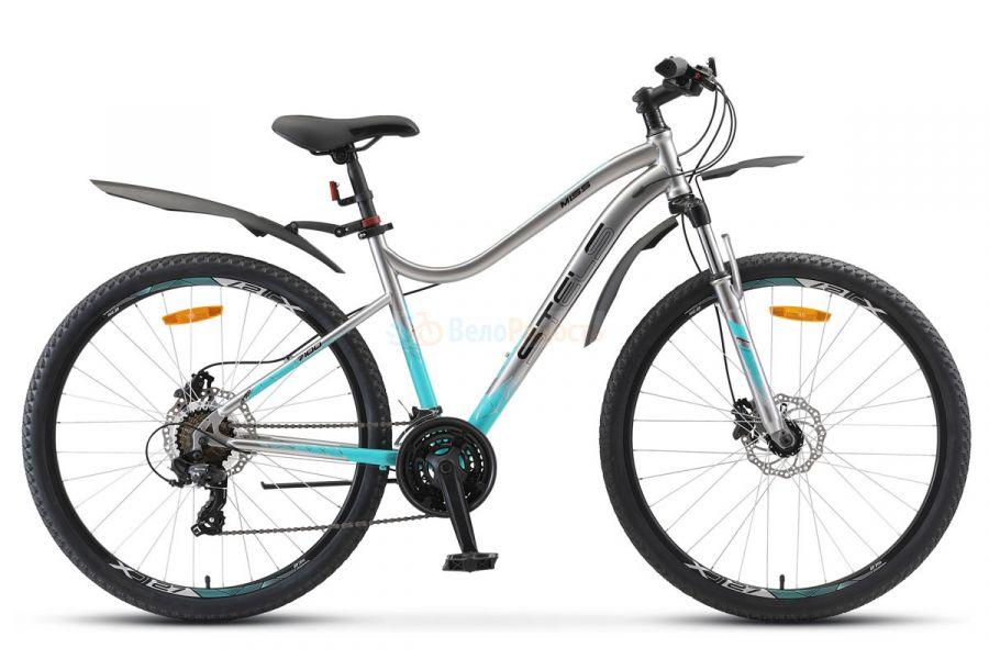 Велосипед женский Stels Miss 7100 D 27.5 V010 (2021)