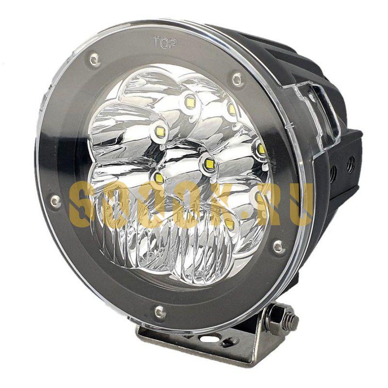 Светодиодная фара spot/combo PRO 45 Вт 13 см