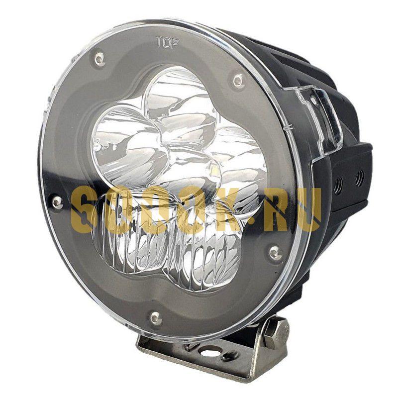 Светодиодная фара spot/combo PRO 60 Вт 13 см