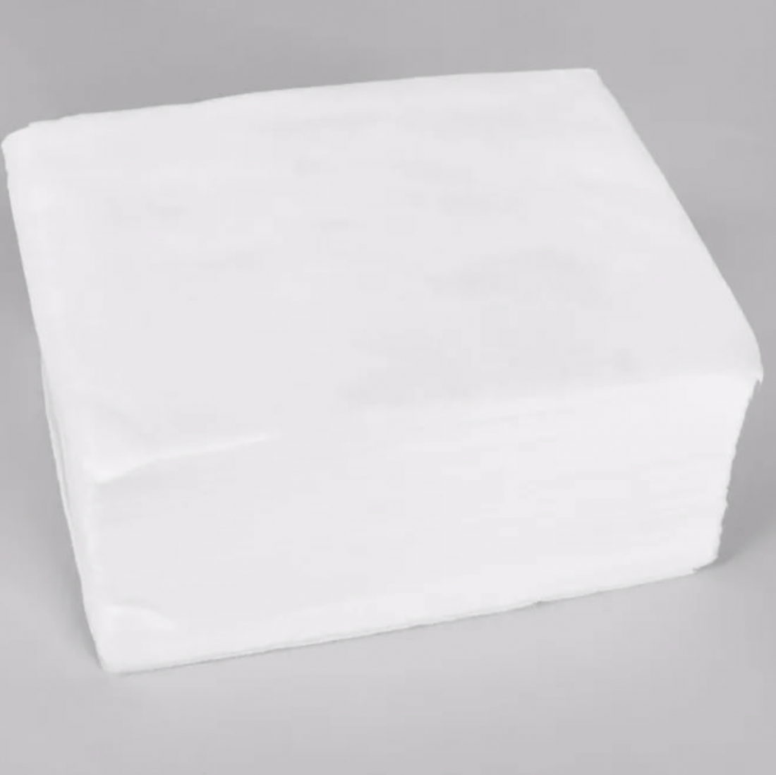 "White line""Выбор"" Одноразовые полотенца 30*30 спанлейс белый (50 шт)"