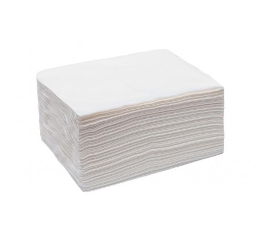 "White line""Выбор"" Одноразовые полотенца 30*40 спанлейс белый (50 шт)"