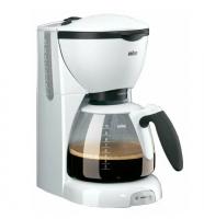 Кофеварка BRAUN KF520/1 Белая