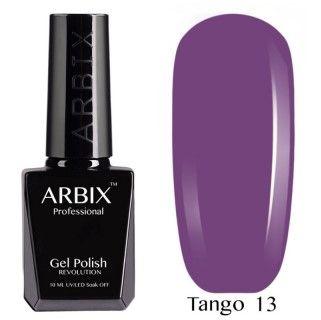 Гель-лак Arbix TANGO 10 мл 13 Черничный джем