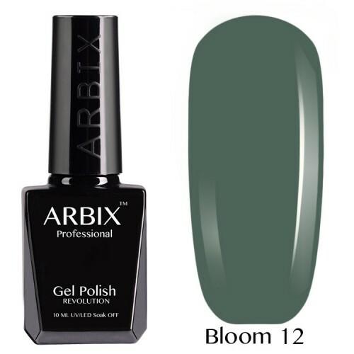 Гель-лак Arbix Bloom 12 Амазонка