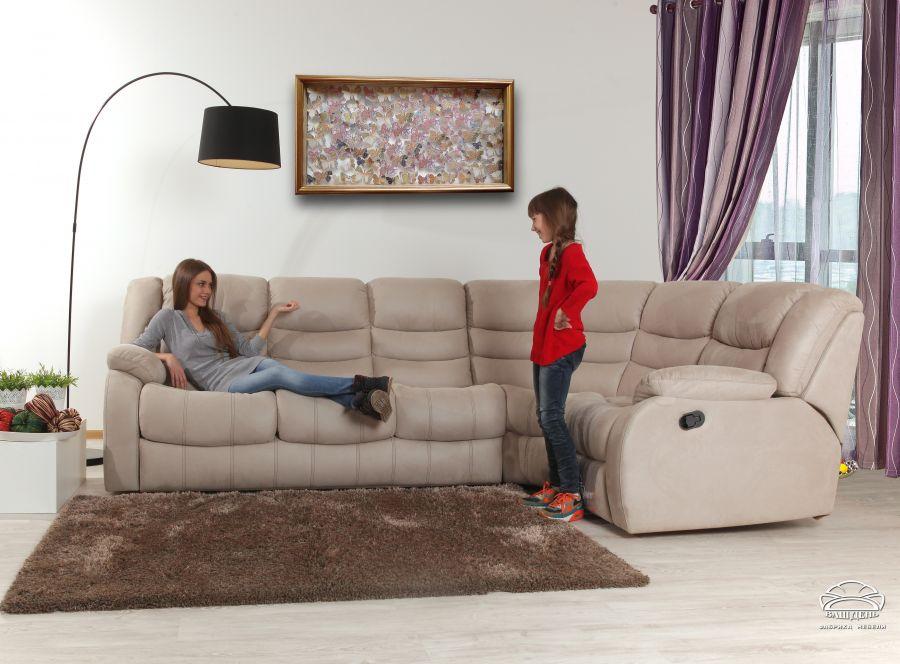 Ридберг угловой диван-кровать
