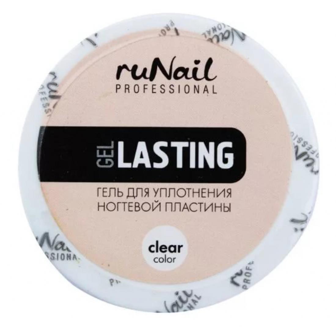 Lasting Gel прозрачный, 15 гр Runail