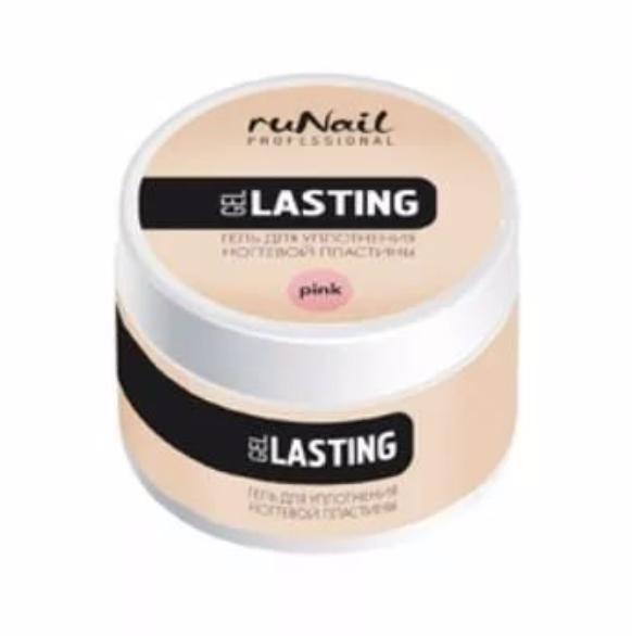 Lasting Gel розовый, 15 гр Runail