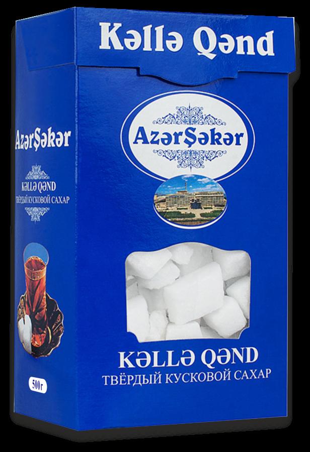 Азербайджанский домашний кусковой сахар